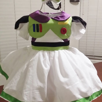 Buzz light Year Inspired for the Girls