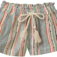 Roxy Kids Baby-girls Infant Home Run Shorty Pull On Short $29.50