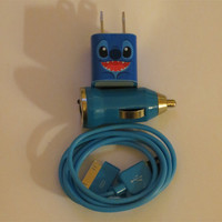 "iPhone/Universal charger ""stitch"" set"