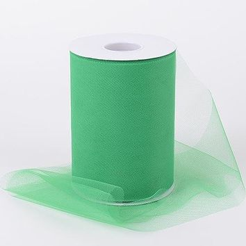 Emerald Green Tulle Roll