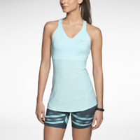 Nike Premier Maria Tunic Women's Tennis Dress - Glacier Ice