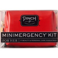 Red Emoji Minimergency Kit