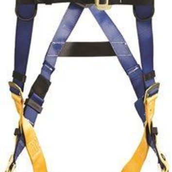 Werner® Litefit H312002 Standard 1 D Ring Harness, Size Medium-large