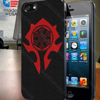 World of Warcraft Horde for iPhone 4/4S, 5/5S, and Samsung Galaxy S3/S4