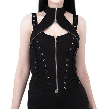 Doom Doll | CORSET TOP
