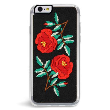Ojai Embroidered iPhone 6/6S Case