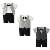 Kids Boys Girls Baby Clothing Toddler Bodysuits Products For Children = 4457419908