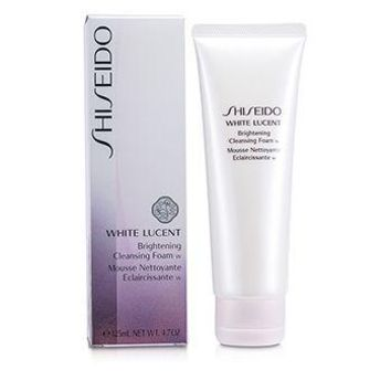 Shiseido White Lucent Brightening Cleansing Foam W Skincare