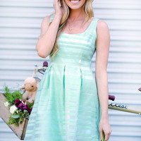 Pastel Perfect Party Dress