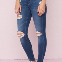 Super Soft Retro High Waist Jegging