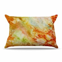 Rosie Brown 'Autumn Breeze' Pillow Case