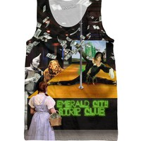 If I Only Had a Brain Tank Top
