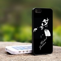 michael jackson spirit - For iPhone 5 Black Case Cover