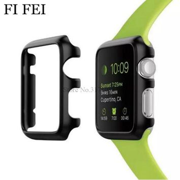 FI FEI PC Frame Protective Case For Apple Watch Series 1 2 3