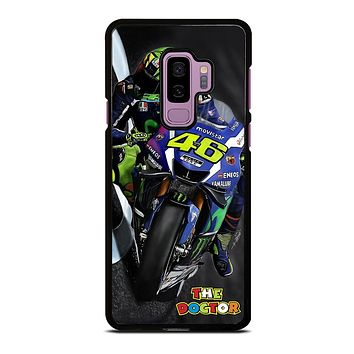 MOTO GP ROSSI THE DOCTOR STYLE Samsung Galaxy S9 Plus Case