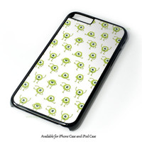 Mike Wallpaper Monsters Inc Design for iPhone and iPod Touch Case