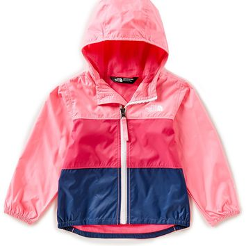 The North Face Little Girls 2T-6T Flurry Wind Hoodie Jacket | Dillards