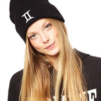 ASOS Star Sign Beanie