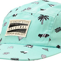 Glamour Kills Girls Everyday Mint 5 Panel Hat at Zumiez : PDP