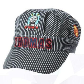 Thomas the Tank Engine Train Engineer Children's Kids Striped Conductor Cap Hat