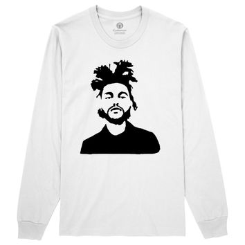 The Weeknd Xo Long Sleeve T-shirt