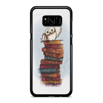 Hedwig Owl Harry Potter Samsung Galaxy S8 Case