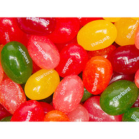 Starburst Jelly Beans - Tropical Flavors Assortment: 14-Ounce Bag