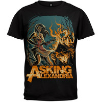 Asking Alexandria - I Am Not Insane Soft�����T-Shirt