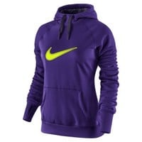 Nike Store. Nike Swoosh Out All Time Women's Hoodie