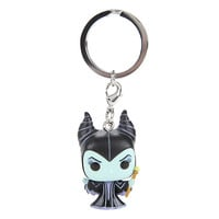 Funko Disney Sleeping Beauty Pocket Pop! Maleficent Key Chain