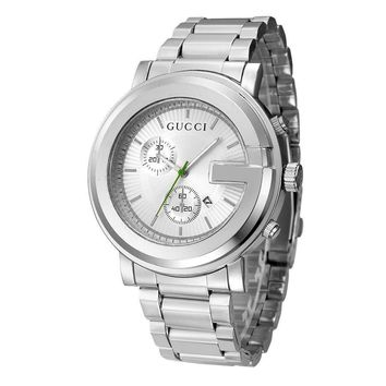 One-nice™ Perfect GUCCI Woman Men Simple Quartz Watches Wrist Watch