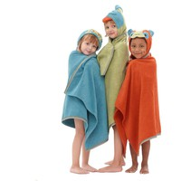 Rainforest:  Toddler Organic Bath Towel