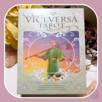 Viceversa Tarot Deck & Book