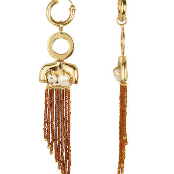 Barbosa Large Toros Earrings
