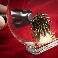 Limited Edition Gold Ferrofluid