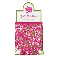 Drink Hugger in Coronado Crab by Lilly Pulitzer - FINAL SALE