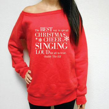 Best Buddy The Elf Christmas Sweater Products On Wanelo