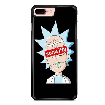 Rick And Morty Schwifty iPhone 7 Plus Case