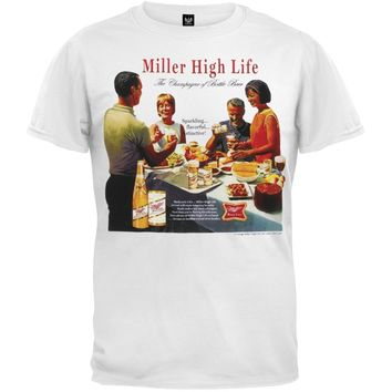 Miller High Life - Picnic Soft T-Shirt