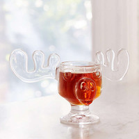 Marty Moose Glass Mug | Urban Outfitters