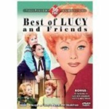 Best of Lucy and Friends Lucille Ball