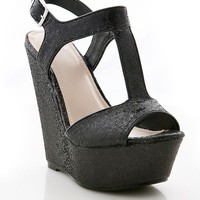 High Shine Wedges