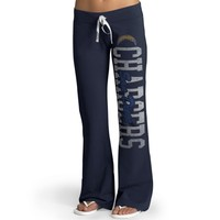 '47 Brand San Diego Chargers Womens Navy Blue Pep Rally Pants