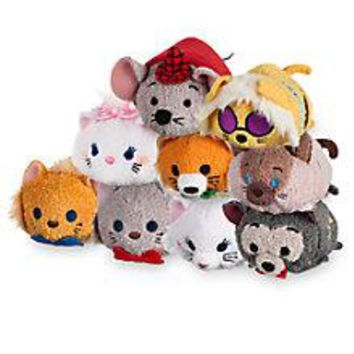 Original Aristocats Berlioz Maria Cat Cute Mini Stuff Plush Toy Birthday Gift