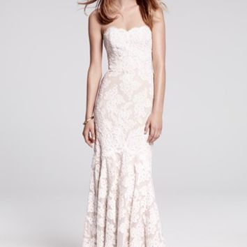 Anne Barge Lace Dress & Accessories | Nordstrom