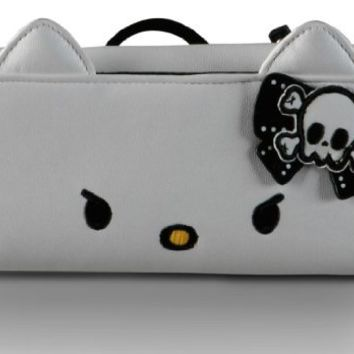 Hello Kitty Angry Face Wallet [Apparel]