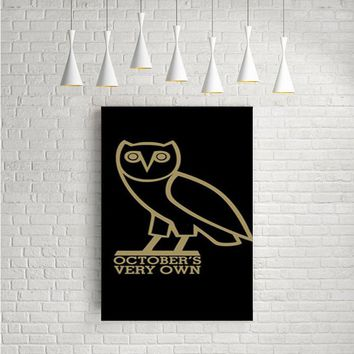 DRAKE OVO OWL TAKE CARE THE WEEKND ARTWORK POSTERS