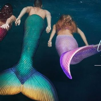Mermaid Tails by Mertailor | Swimmable Mermaid Tails & Suits