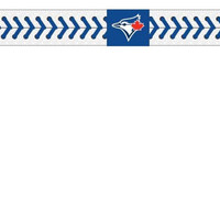 Toronto Blue Jays White Leather Game Band
