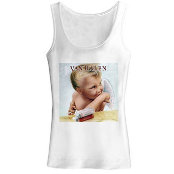 Van Halen for tank top